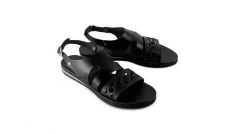 Pythais-Black-Sandals2